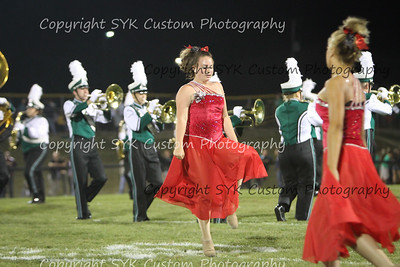 WBHS Band at Southeast-86