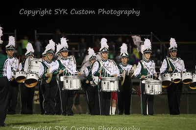 WBHS Band at Southeast-90