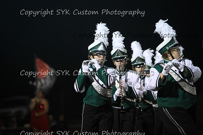 WBHS Band at Southeast-89