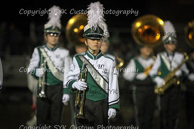 WBHS Band at Southeast-75