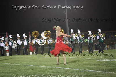 WBHS Band at Southeast-85