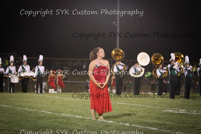 WBHS Band at Southeast-92