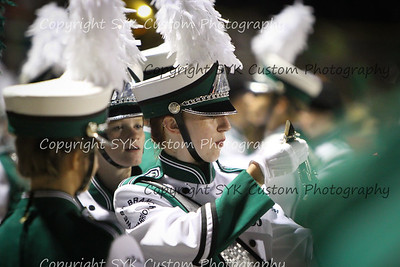 WBHS Band at Southeast-3