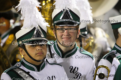 WBHS Band at Southeast-10