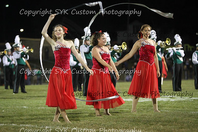 WBHS Band at Southeast-71