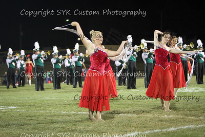 WBHS Band at Southeast-65