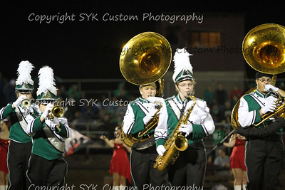 WBHS Band at Southeast-96