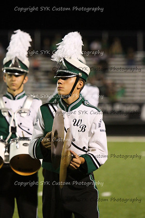WBHS Band at Carrollton-91