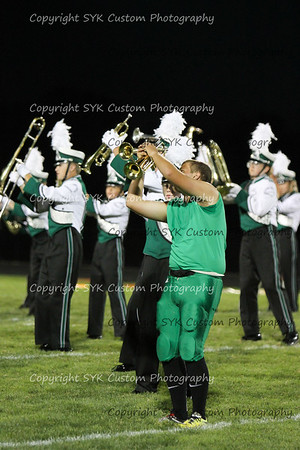 WBHS Band vs Beaver Local-36