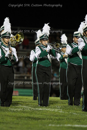 WBHS Band vs Beaver Local-70