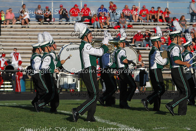 WBHS Band vs Beaver Local-2