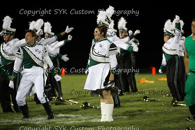 WBHS Band vs Beaver Local-39
