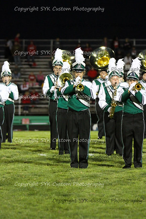 WBHS Band vs Beaver Local-25