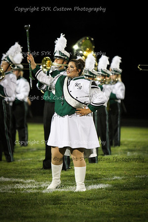 WBHS Band vs Beaver Local-33