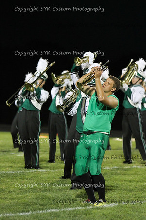 WBHS Band vs Beaver Local-34