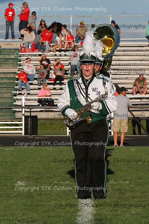 WBHS Band vs Beaver Local-8