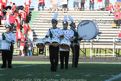WBHS Band vs Beaver Local-7