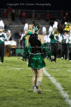 WBHS Band vs Beaver Local-21