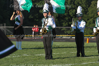 WBHS Band vs Beaver Local-6