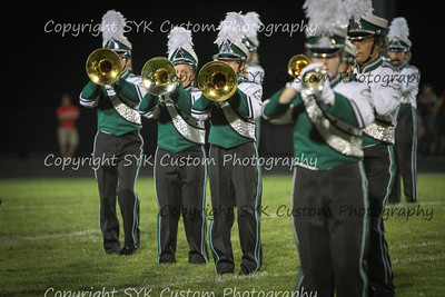 WBHS Band vs Crestwood-35