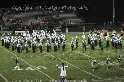 WBHS Band vs Crestwood-7