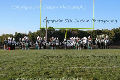 WBHS Band vs Crestwood-1