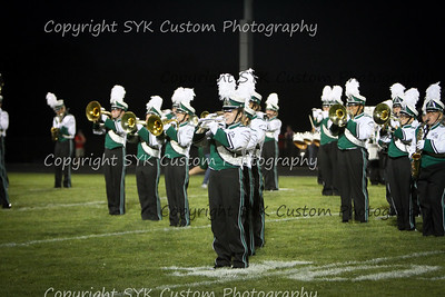 WBHS Band vs Crestwood-24