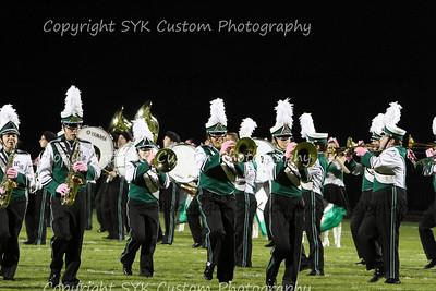 WBHS Band vs Salem-22