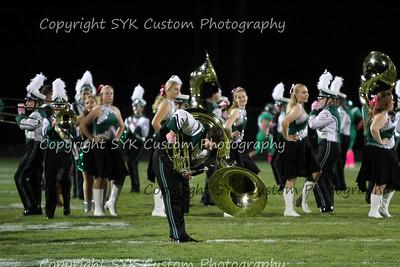 WBHS Band vs Salem-59