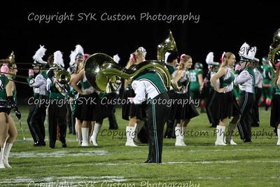 WBHS Band vs Salem-65