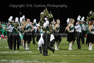 WBHS Band vs Salem-55