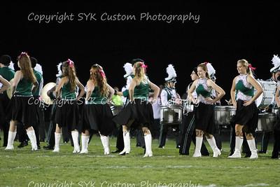 WBHS Band vs Salem-43