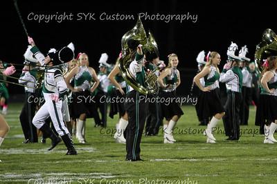 WBHS Band vs Salem-56