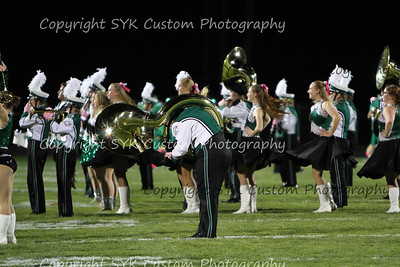 WBHS Band vs Salem-67