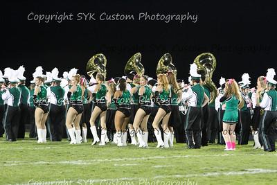 WBHS Band vs Salem-41