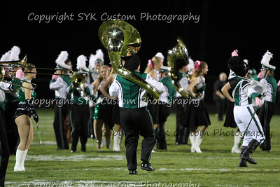 WBHS Band vs Salem-51