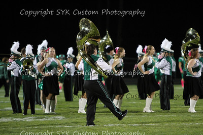 WBHS Band vs Salem-61