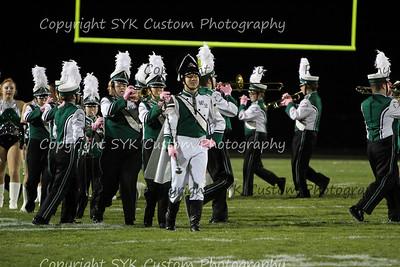 WBHS Band vs Salem-45