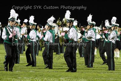 WBHS Band vs Salem-24