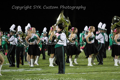 WBHS Band vs Salem-63