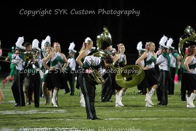 WBHS Band vs Salem-58
