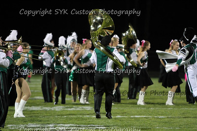WBHS Band vs Salem-52