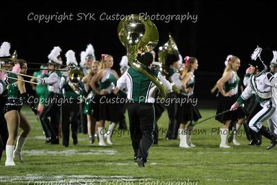 WBHS Band vs Salem-53