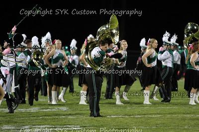 WBHS Band vs Salem-57