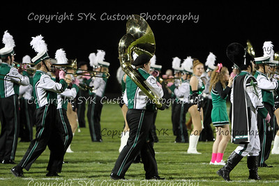 WBHS Band vs Salem-49