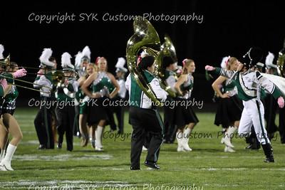 WBHS Band vs Salem-54