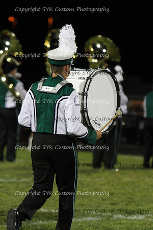 WBHS Band vs Southeast-41