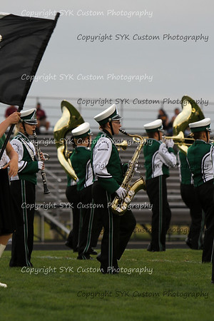 WBHS Band vs Southeast-4