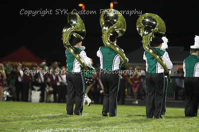 WBHS Band vs Southeast-42