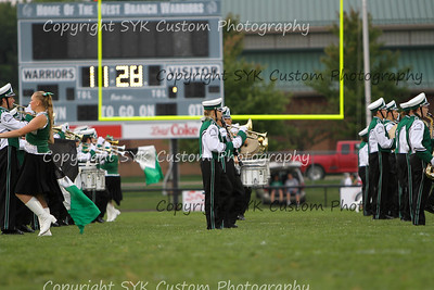 WBHS Band vs Southeast-9